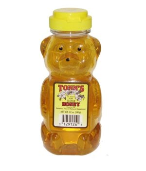 Tonn's Pure Clover Honey