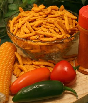 Cajun Corn Sticks