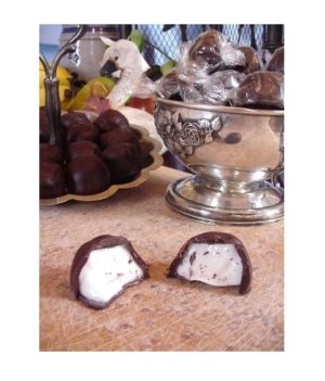 Dark Chocolate Vanilla Creams