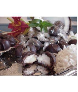 Heggy's Dark Chocolate Coconut Creams