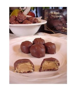 Heggy's Milk Chocolate Peanut Butter