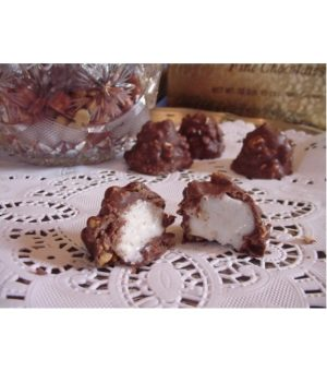 Heggy's Milk Chocolate Peanut Clusters