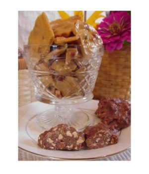 Heggy's Milk Chocolate Crunch