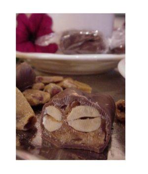 Heggy's Milk Chocolate Nut Crisp