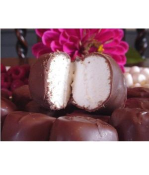 Heggy's Milk Chocolate Coated Marshmallows