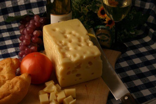 Sharp Swiss Cheese