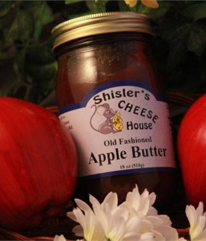 Shislers Apple Butter