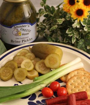 Shisler's Brine Pickles