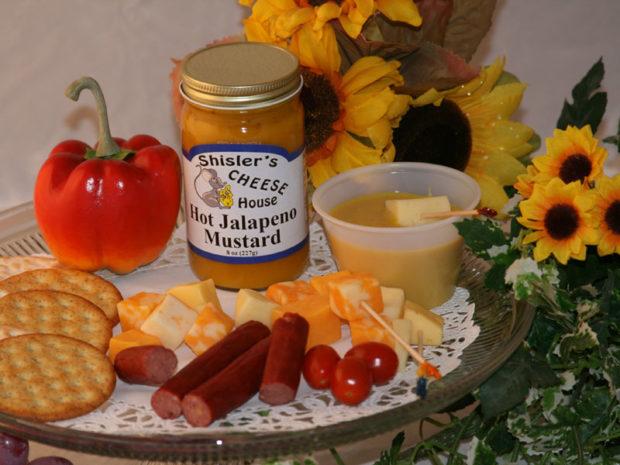 Shisler's Hot Jalapeno Mustard1