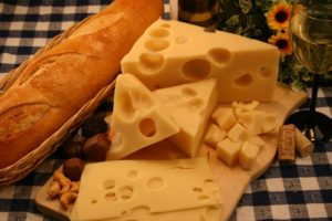 Ohio Swiss Cheese