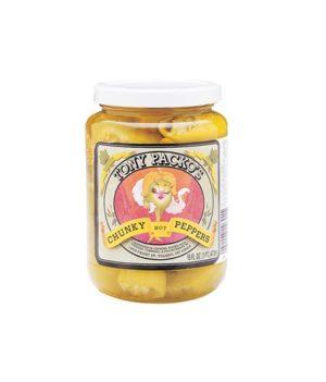 Tony Packos Chunky Hot Peppers