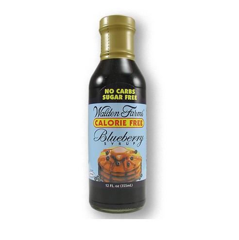 blueberry syrup large