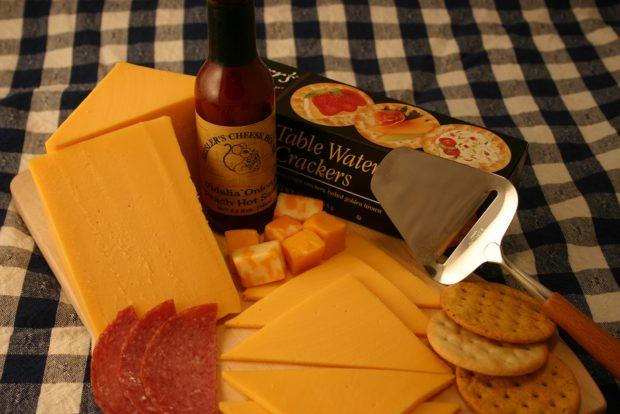 Sharp American Cheese