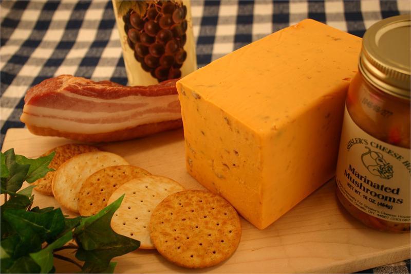 Bacon Cheese 002