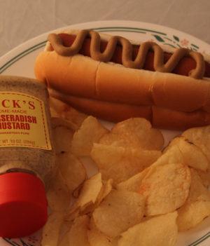 Dicks Horseradish Mustard