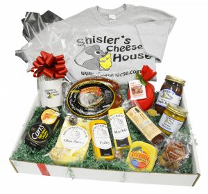 Shisler's Cheese House Deluxe Gift Box