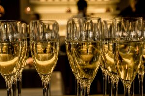 Why We Use Champagne Flutes