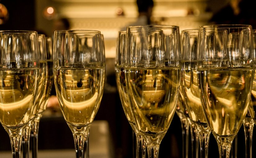 new years eve ceremony champagne sparkling wine