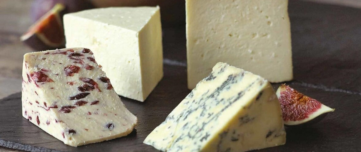 Blue-veined cheese is a favourite ingredient to make cheese sauce, soups or salad dressings
