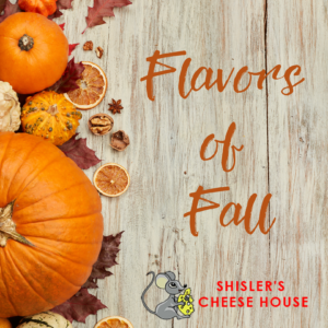 Featured Collection:  Flavors of Fall