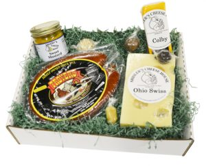 Featured Gift Box:  Amish Cheese and Goodies
